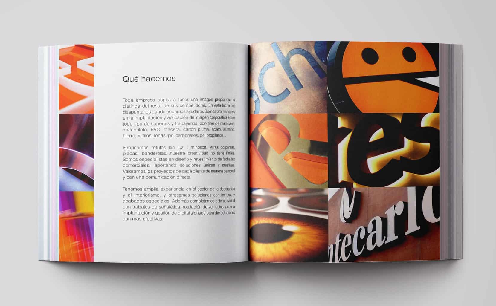 Diseño Dossier Corporativo